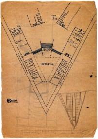 A Vlasov, railway station sketches 1923