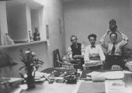 Le Corbusier apartment 1920s