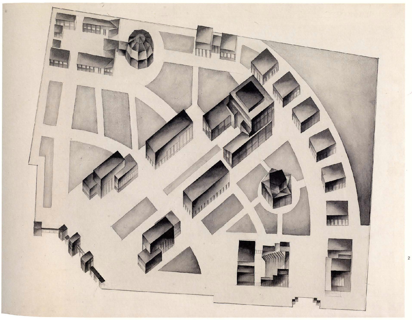 N Umanskii, A Poliakov's workshop, handicraft and industrial exhibition 3rd year 1924 Vkhutemas1