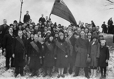 1 mai 1927 à Helsinki (Finlande)