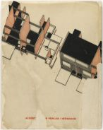 12- %22Bauhaus Buildings, Dessau%22 by Walter Gropius
