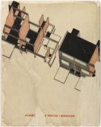 12- %22Bauhaus Buildings, Dessau%22 by Walter Gropius