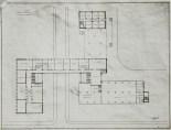 Bauhaus Building, Dessau, 1925-1926 c