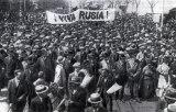 Первомайская демонстрация в Мадриде. Фотография. 1919 г.