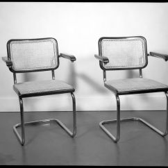 Marcel Breuer Chair Original Lower Back Pain Manufactured By Thonet Inc Cesca