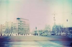 Пушкинская площадь 1970