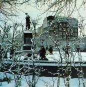 Улица Горького 1975
