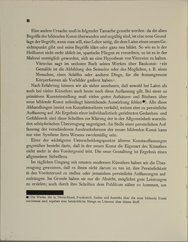 Theo van Doesburg, Grundbegriffe der neuen gestaltenden Kunst. Bd. 6, München 1925%0ATheo van Doesburg, Grundbegriffe der neuen gestaltenden Kunst. Bd. 6, München 1925-10