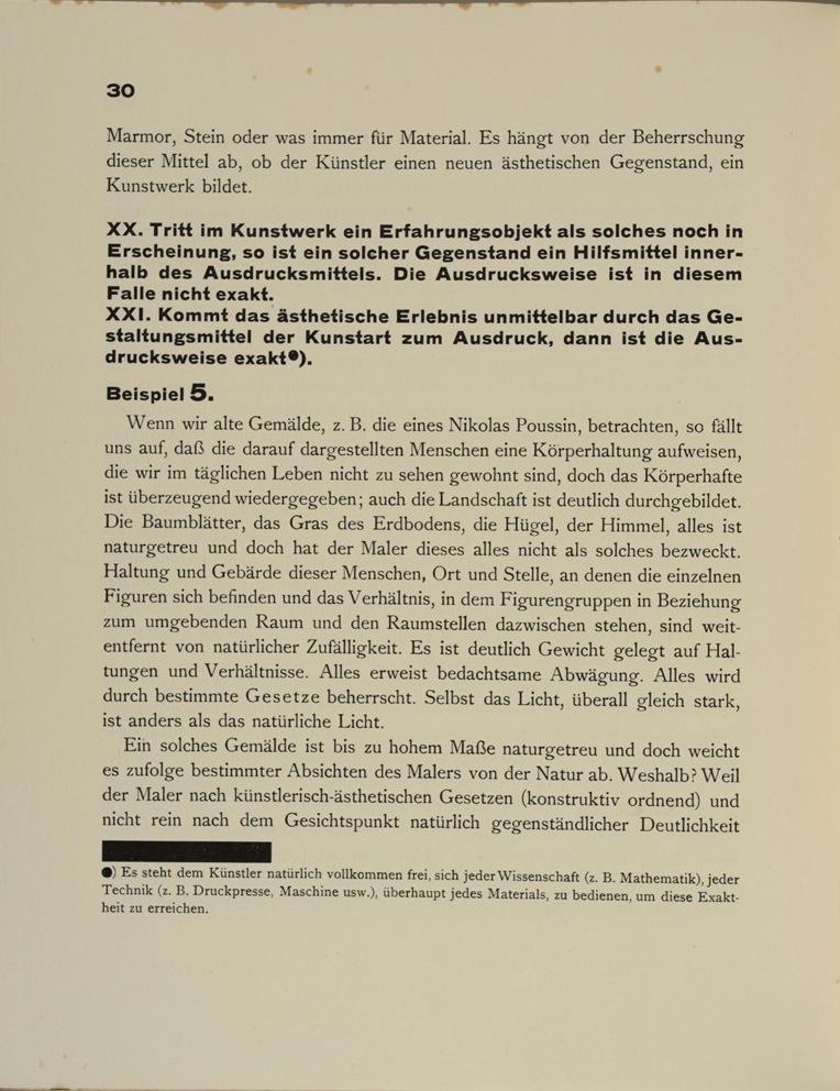 Theo van Doesburg, Grundbegriffe der neuen gestaltenden Kunst. Bd. 6, München 1925%0ATheo van Doesburg, Grundbegriffe der neuen gestaltenden Kunst. Bd. 6, München 1925-32