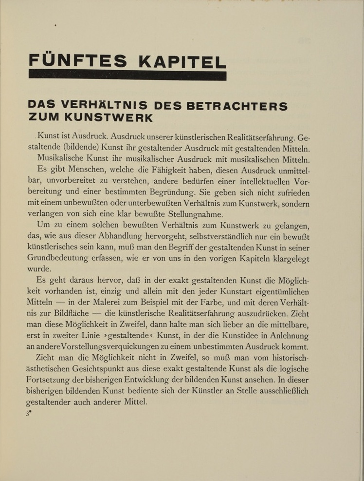 Theo van Doesburg, Grundbegriffe der neuen gestaltenden Kunst. Bd. 6, München 1925%0ATheo van Doesburg, Grundbegriffe der neuen gestaltenden Kunst. Bd. 6, München 1925-37