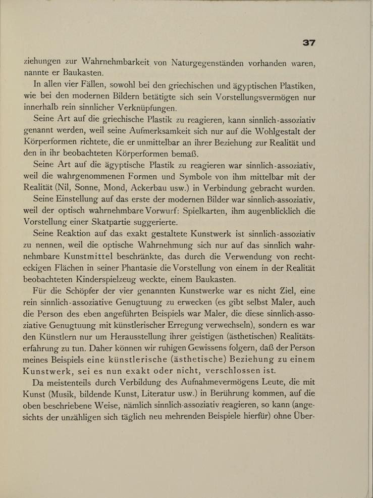 Theo van Doesburg, Grundbegriffe der neuen gestaltenden Kunst. Bd. 6, München 1925%0ATheo van Doesburg, Grundbegriffe der neuen gestaltenden Kunst. Bd. 6, München 1925-39