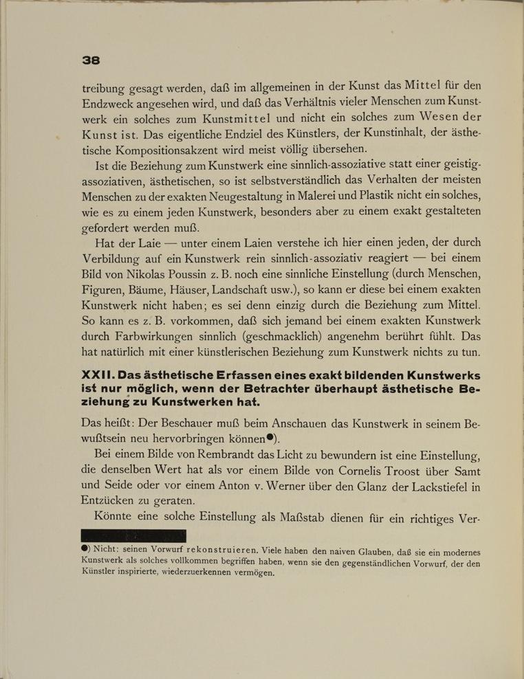 Theo van Doesburg, Grundbegriffe der neuen gestaltenden Kunst. Bd. 6, München 1925%0ATheo van Doesburg, Grundbegriffe der neuen gestaltenden Kunst. Bd. 6, München 1925-40