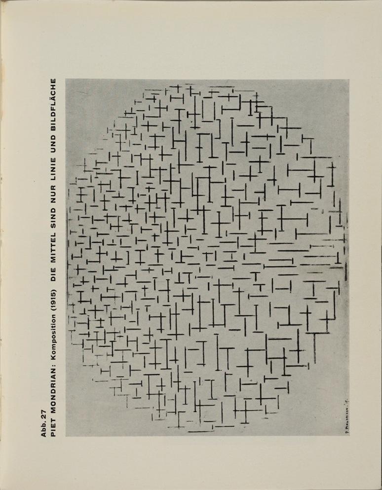 Theo van Doesburg, Grundbegriffe der neuen gestaltenden Kunst. Bd. 6, München 1925%0ATheo van Doesburg, Grundbegriffe der neuen gestaltenden Kunst. Bd. 6, München 1925-65