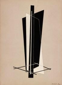 """Constructions 6 Kestnermappe"", 1923"