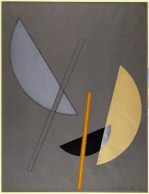 László Moholy-Nagy Hungarian (Bacsborsod, Hungary 1895 - 1946 Chicago, Ill., USA) Untitled, c. 1922-1923 Drawing German, 20th century Graphite, gouache, and collage on paper 67 x 52 cm