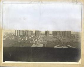 Ville contemporaine de trois millions d'habitants, Sans lieu, 1922 c
