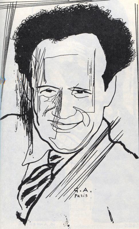 Портрет Г. Зиновьева. Юрий Анненков (1889 – 1974). Эйзенштейн