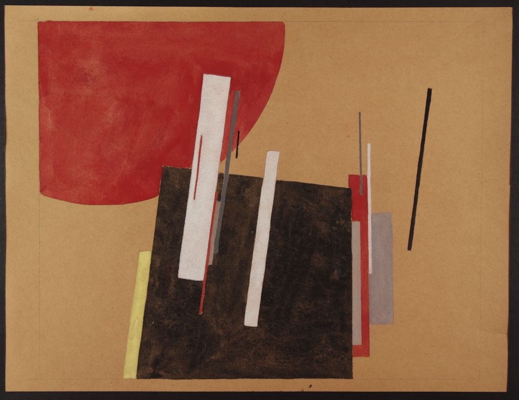lya Chashnik (Lucyn, 1902 - Leningrad, 1929) - Asta Stampe, disegni