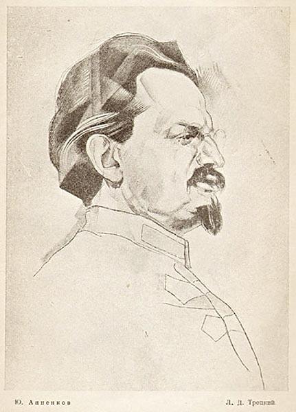 portrait-of-trotsky-1926