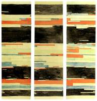 Russian Avant-Garde, Ilya Chashnik - Color Motion, 1921-22