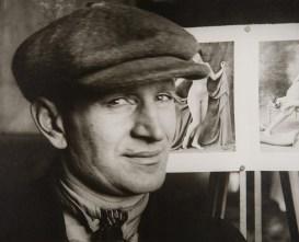 The Sculptor Anton Lavinsky, 1924