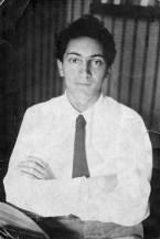 Meyer Schapiro 1930s