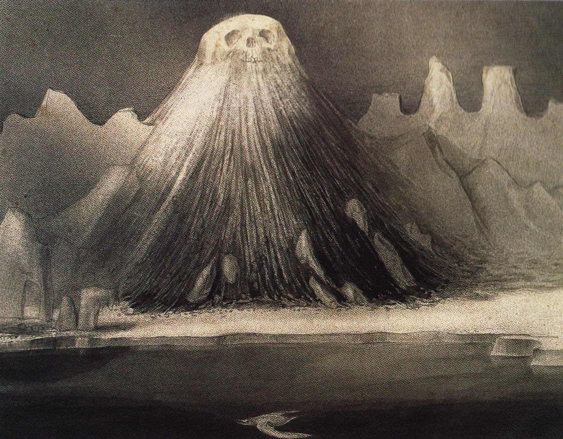 Alfred Kubin, The North Pole 1902