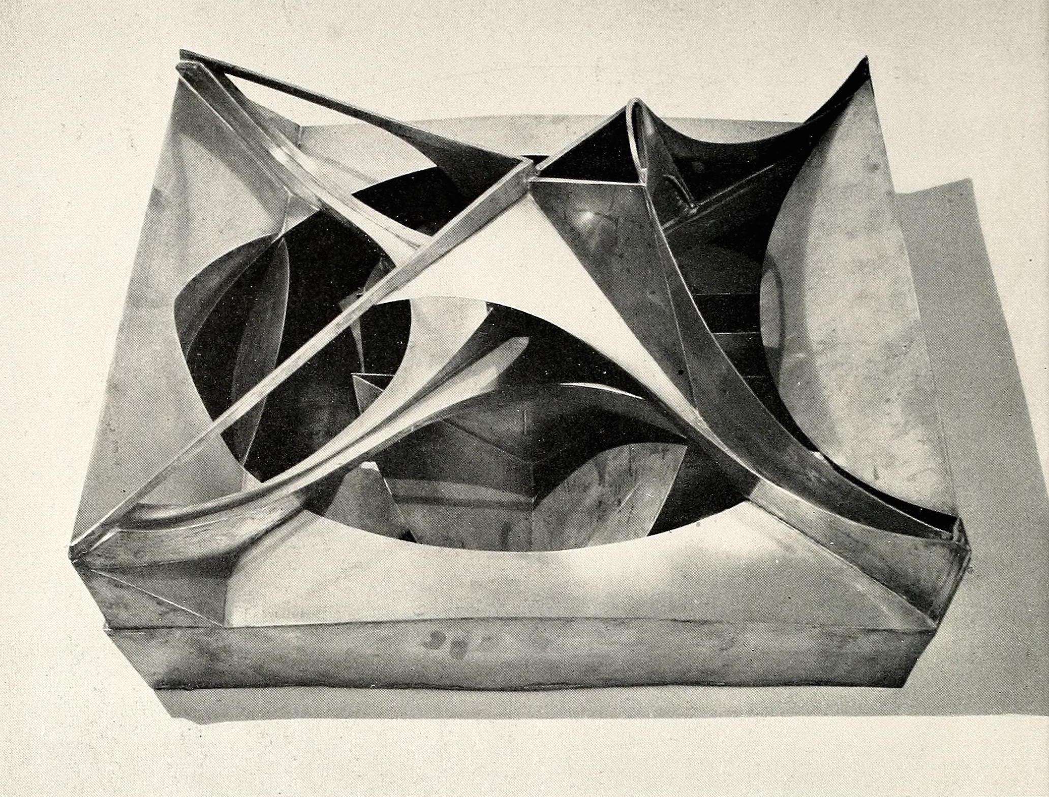 Naum Gabo, Abstraction (1927)