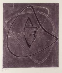 [no title] 1955-6 by Naum Gabo 1890-1977
