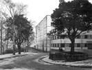 Stuttgart- Weißenhofsiedlung, Am Schönblick 1929, foto Hans Schwenkel