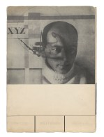 El Lissitzky, self-portrait of the builder