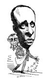 Frantz Fanon with Jean-Paul Sartre