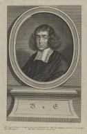 Bildnis des Benedictus de Spinoza - Berlin, Staatsbibliothek zu Berlin - Preußischer Kulturbesitz, Handschriftenabteilung
