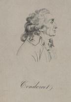 Bildnis des Condorcet - Halberstadt, Gleimhaus