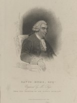 Bildnis des David Hume Page (1825) (ungesichert) - Jones and Company - Verlagsort- London - 1825 - Berlin, Staatsbibliothek zu Berlin
