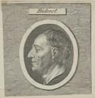 Bildnis des Denis Diderot Daniel Nikolaus Chodowiecki - 1777 - Berlin, Staatsbibliothek zu Berlin