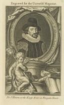 Bildnis des Francis Bacon - Leipzig, Universitätsbibliothek Leipzig, Porträtstichsammlung