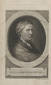 Bildnis des Guillaume Thomas François Raynal Delarue - faktischer Entstehungsort- Brüssel - um 1800 - Halberstadt, Gleimhaus
