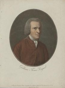 Bildnis des Guillaume Thomas François Raynal Pierre Michel Alix - Verlagsort- Paris - 1791_1797 - Berlin, Staatsbibliothek zu Berlin