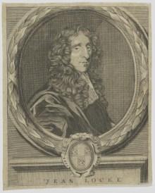 Bildnis des Jean Locke unbekannter Künstler - 1676_1750 - Leipzig, Universitätsbibliothek Leipzig, Porträtstichsammlung