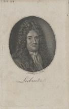 Bildnis des Leibnitz Friedrich Wilhelm Nettling - 1800 - Berlin, Staatsbibliothek zu Berlin