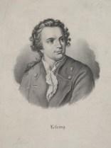 Bildnis des Lessing Golbs - um 1800 - Halberstadt, Gleimhaus