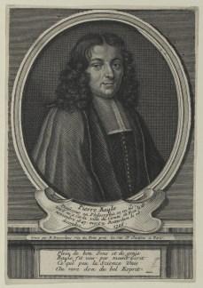 Bildnis des Pierre Bayle Etienne Desrochers - faktischer Entstehungsort- Paris - 1706_1741 - Halberstadt, Gleimhaus