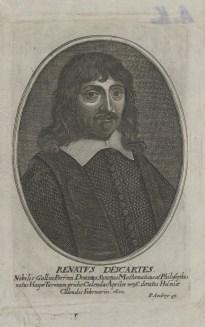 Bildnis des Renatus Descartes Peter Aubry (2) - 1634_1666 - Berlin, Staatsbibliothek zu Berlin - Preußischer Kulturbesitz, Handschriftenabteilung