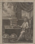 Bildnis des René Descartes - Berlin, Staatsbibliothek zu Berlin - Preußischer Kulturbesitz, Handschriftenabteilung