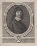 Bildnis des René Descartes Jacques Lubin - 1674_1703 - Berlin, Staatsbibliothek zu Berlin - Preußischer Kulturbesitz, Handschriftenabteilung