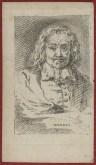 Bildnis des Thomas Hobbes Jean-Charles François (zugeschrieben) - 1773 - Berlin, Staatsbibliothek zu Berlin