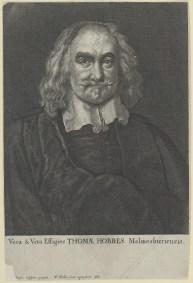 Bildnis des Thomas Hobbes Wenzel Hollar - 1665 - Coburg, Kunstsammlungen der Veste Coburg