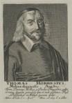 Bildnis des Thomas Hobbesivs - Nürnberg, Germanisches Nationalmuseum, Graphische Sammlung
