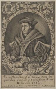 Bildnis des Thomas More Renold Elstrack - 1585_1622 - Coburg, Kunstsammlungen der Veste Coburg